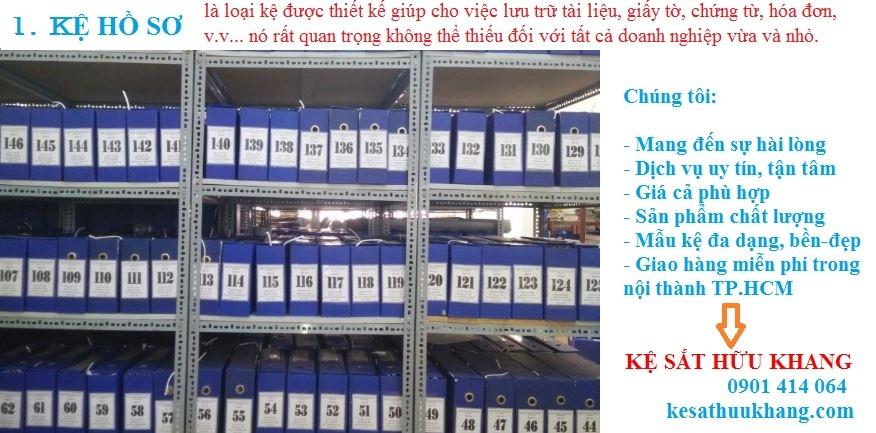 Kệ hồ sơ Hữu Khang
